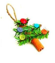 On recycle Noël avant l'heure!