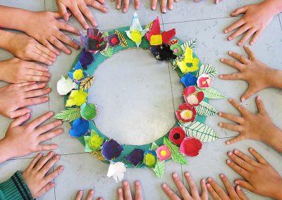 Atelier créatif jeune public
